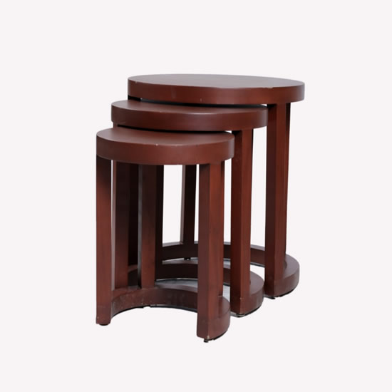 Clara Nest of Stools