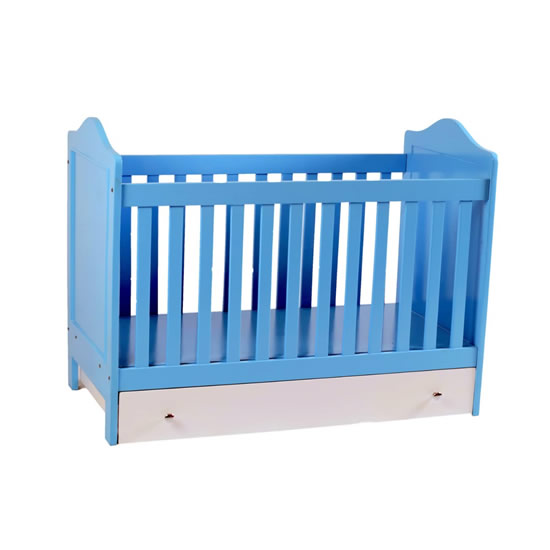 Storage Baby Cot