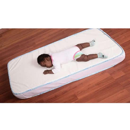 Baby Cot Foam Mattress With Ordinary Fabric